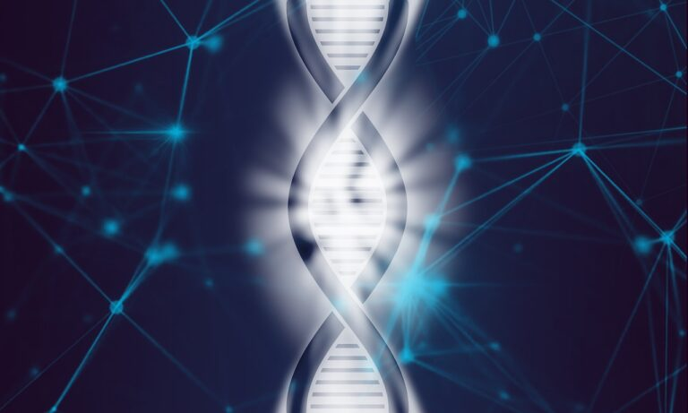DNA strand for genome sequencing to ensure good health